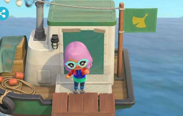 In Animal Crossing: New Horizons, gamers begin their journey on a deserted island with a tent